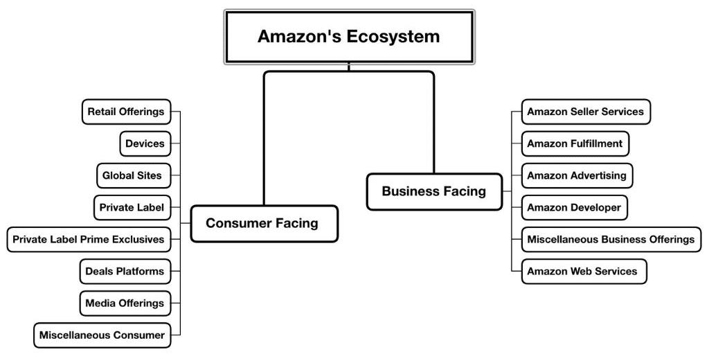 amazon's ecosystem